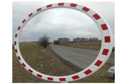 Dopravne zrkadlo kruhove