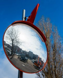 round street panoramic mirrors cars sky background scaled e1604152100455 244x300